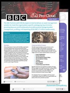 BBC Pro-Cloud case study thumbnail