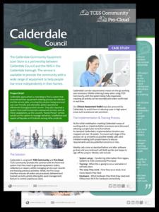calderdale council TCES Community case study thumbnail