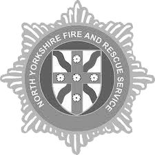 north yorkshire fire and rescue service logo