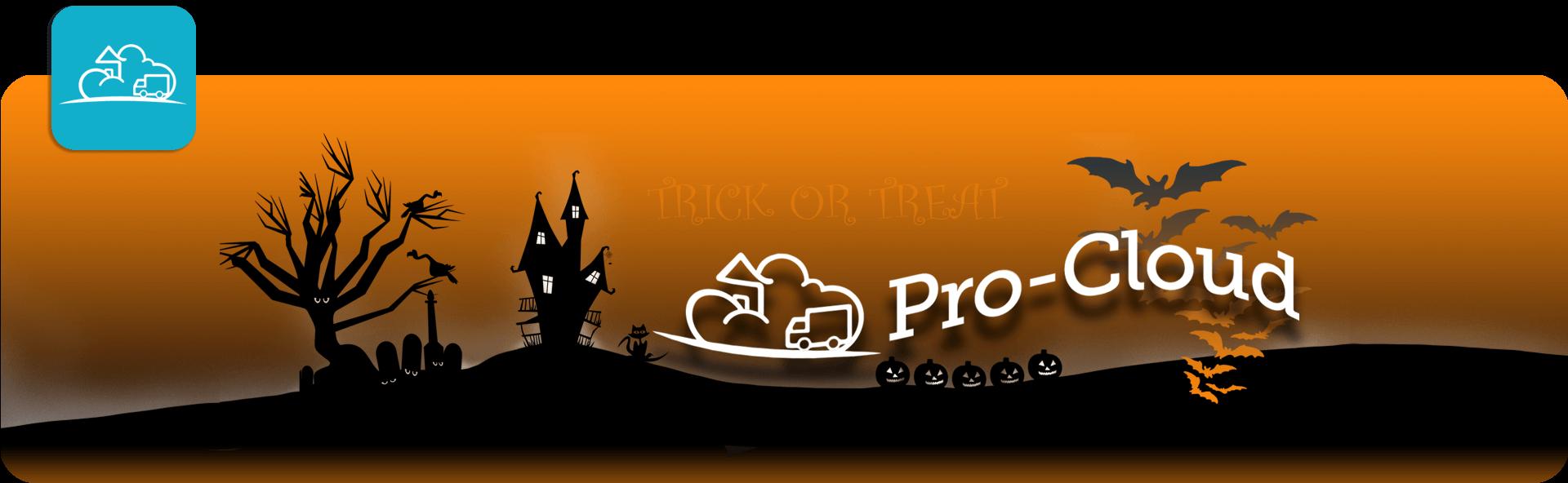 pro-cloud halloween banner