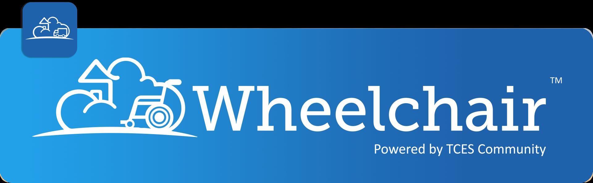 TCES Wheelchair logo