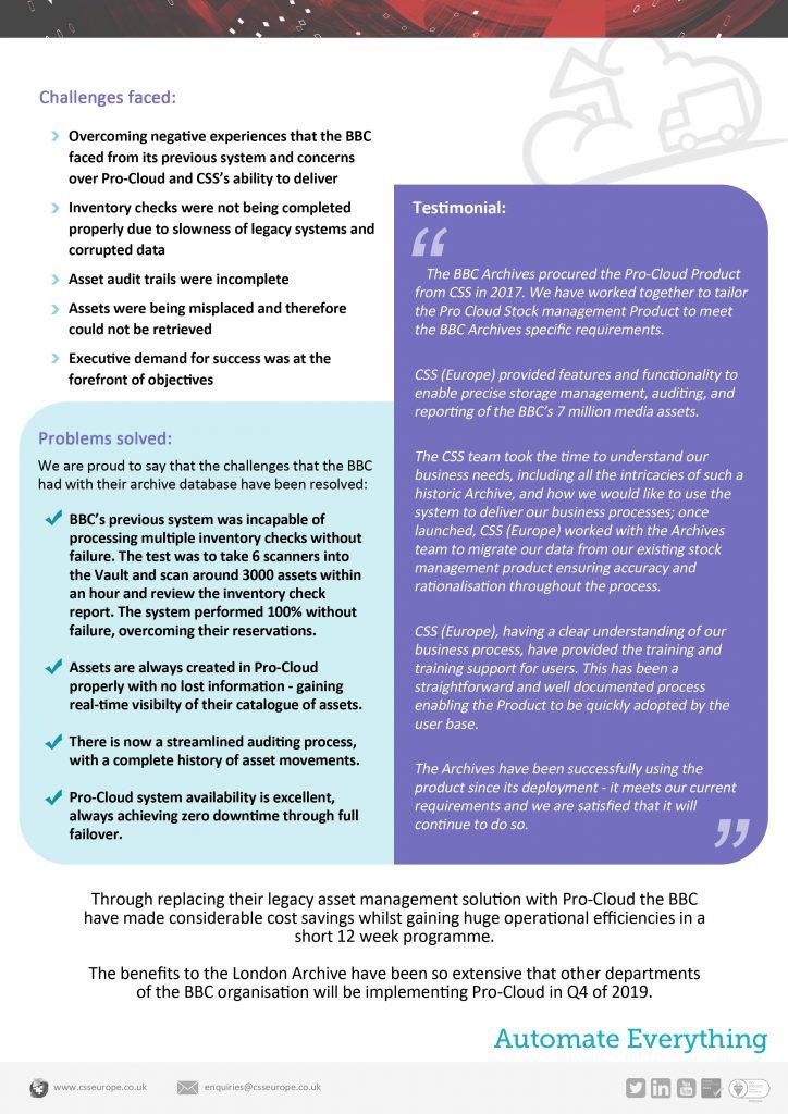 BBC Archive case study page 2