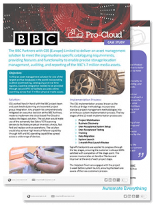 BBC Pro-Cloud case study thumbnail