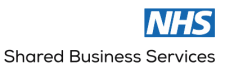 NHS Shared business services logo