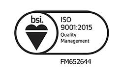 BSI Quality management logo