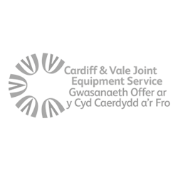 cardifff and vale joint community equipment service logo