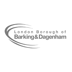 barking and dagenham council logo