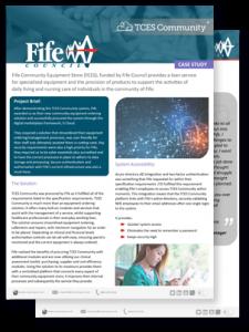 fife council TCES Community case study thumbnail