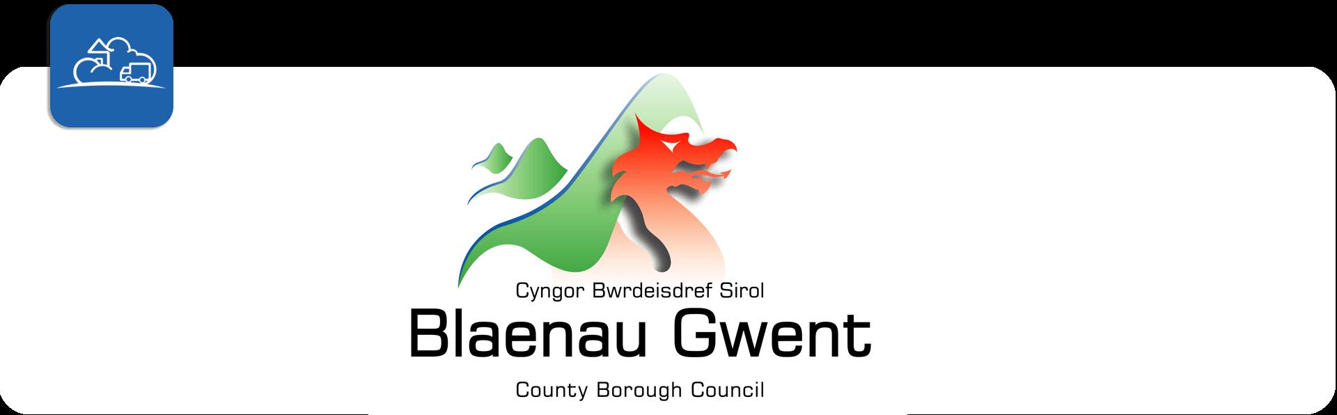 gwent council logo banner