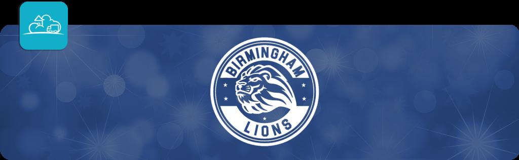 Birmingham Lions Womens American Football Team logo