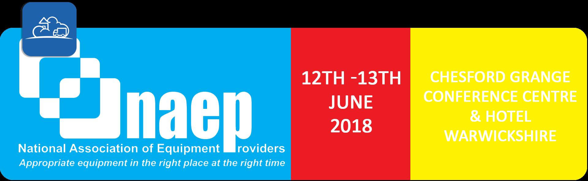 NAEP conference june 2018 banner