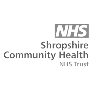 nhs shropshire community health nhs trust logo