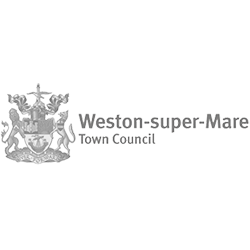 weston super mare council logo