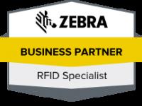 Zebra Business Partner - RFID Specialist Badge