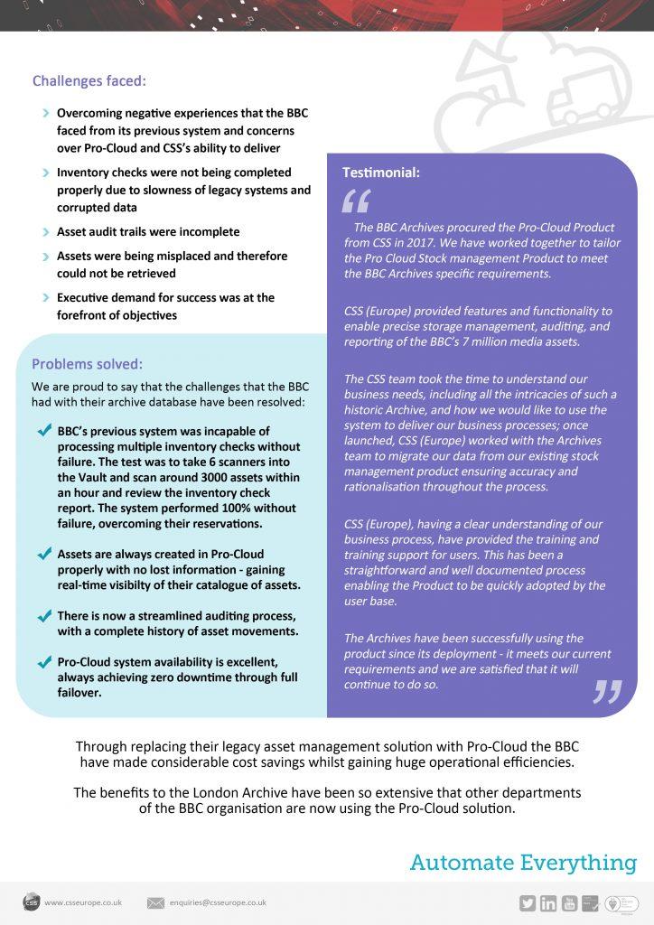 BBC Case study page 2
