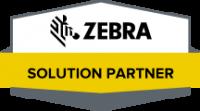 Zebra Solution Partner Badge
