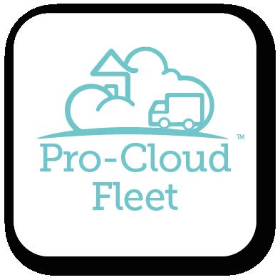 Pro-Cloud Fleet logo