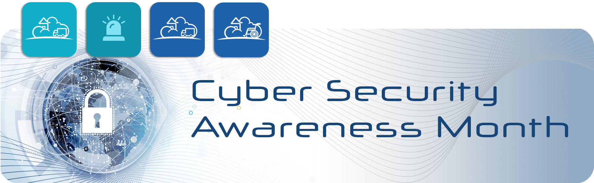 Cyber Security Awareness Month Banner